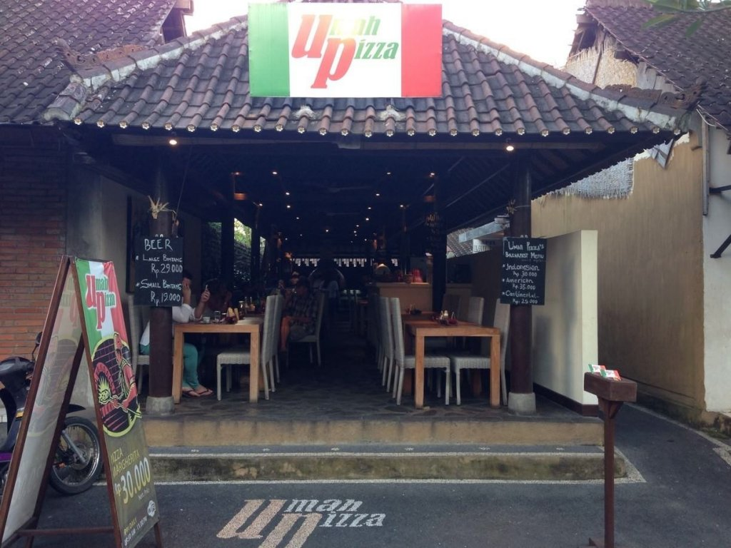 umah pizza ubud